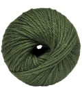 Olive green - 100% Baby Alpaca - Medium - 50 gr./ 109 yd.