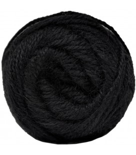 Black - 100% Alpaca - Medium - 100 gr./ 219 yd.