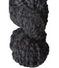 Charcoal Grey - 100% Alpaca - Super bulky - 100 gr./ 47 yd.