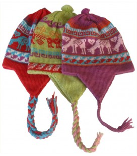 Colorful Andean Hat