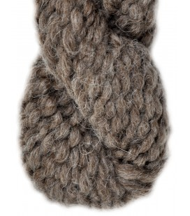 Chestnut brown - 100% Alpaca - Super bulky - 100 gr./ 47 yd.