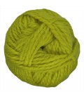 Green Yellow - 100% Alpaca - Super Bulky - 100 gr./ 109 yd.