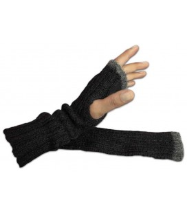 Wrist warmers - Pure Alpaca Wool